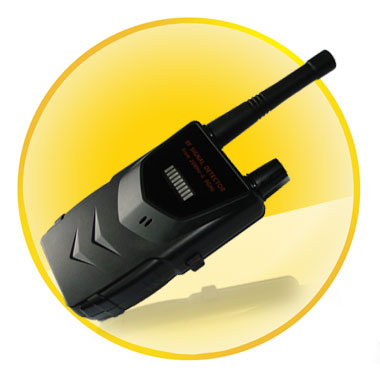 Wireless RF Signal Detector &#8211; Spy Camera, Bug Detector 