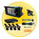 Car Reversing Set - 4 Sensors + Rearview Camera + 2.3inch TFT monitor
