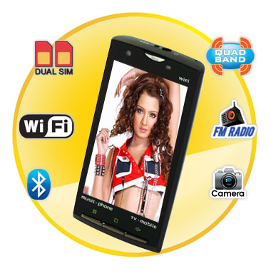 WIFI Cell Phone Cameras + GPS + Bluetooth – Wholesale GPS Phones 101.64