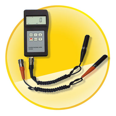 Coating Thickness Gauge - 0-1250um Measuring Range