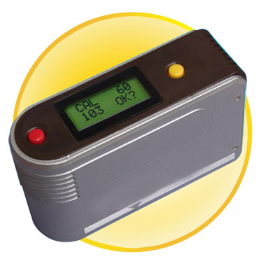 60 Degree Single Angle Gloss Meter 231.09