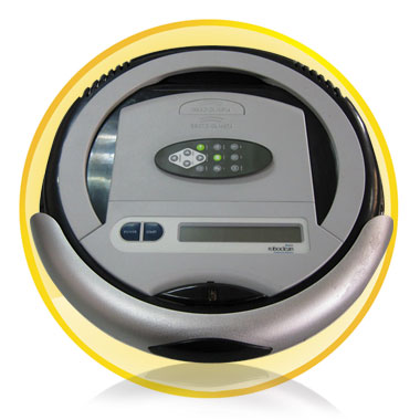 Intelligent vacuum cleaner + Charging Station + 3.5m Infrared Light Remort Control