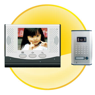 5.6-inch TFT LCD Screen High-quality Video Door Phone