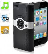 Mini Projector for iPhone 4, 4S and 3GS