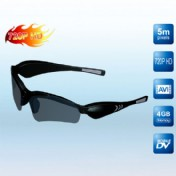 World's first HD Quality Video Camera Eyewear