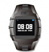 Quad Band GPS Watch Tracker with Two-way Communication